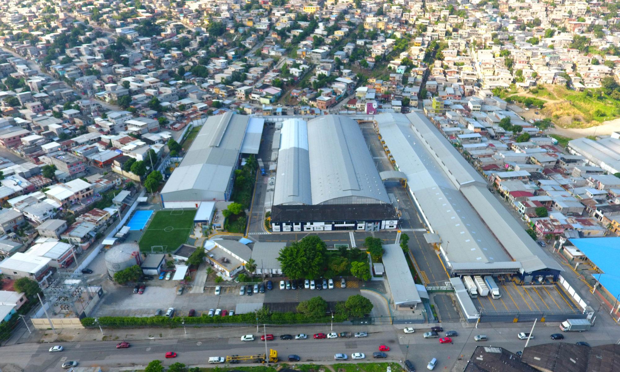 Planta de Kimberly-Clark en Guayaquil